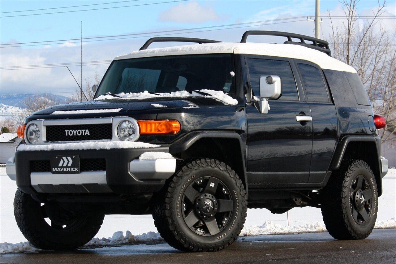 Used 2013 Toyota FJ Cruiser in Boise, IDss