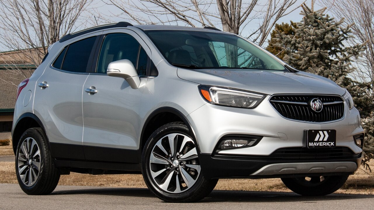 Used 2018 Buick Encore in Boise, IDss