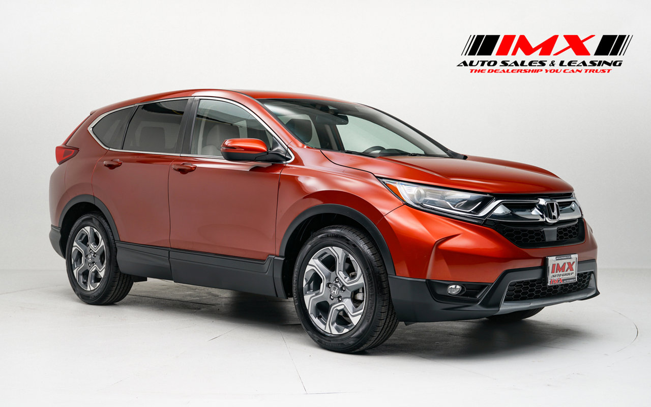 2017 Honda CR-V EX-L EX-L 2WD w/Navi Intercooled Turbo Regular Unleaded I-4 1.5 L/91 [0]