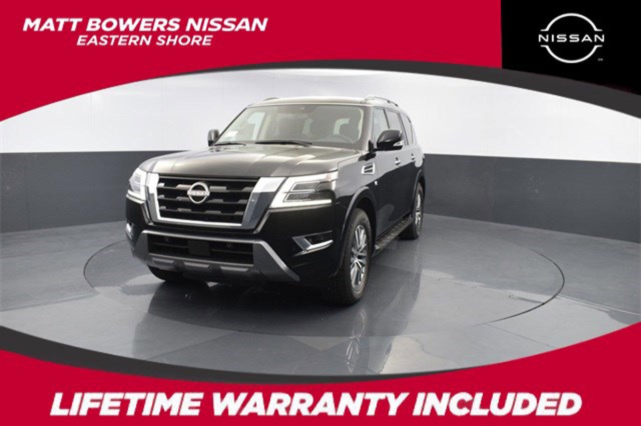 2021 Nissan Armada SV