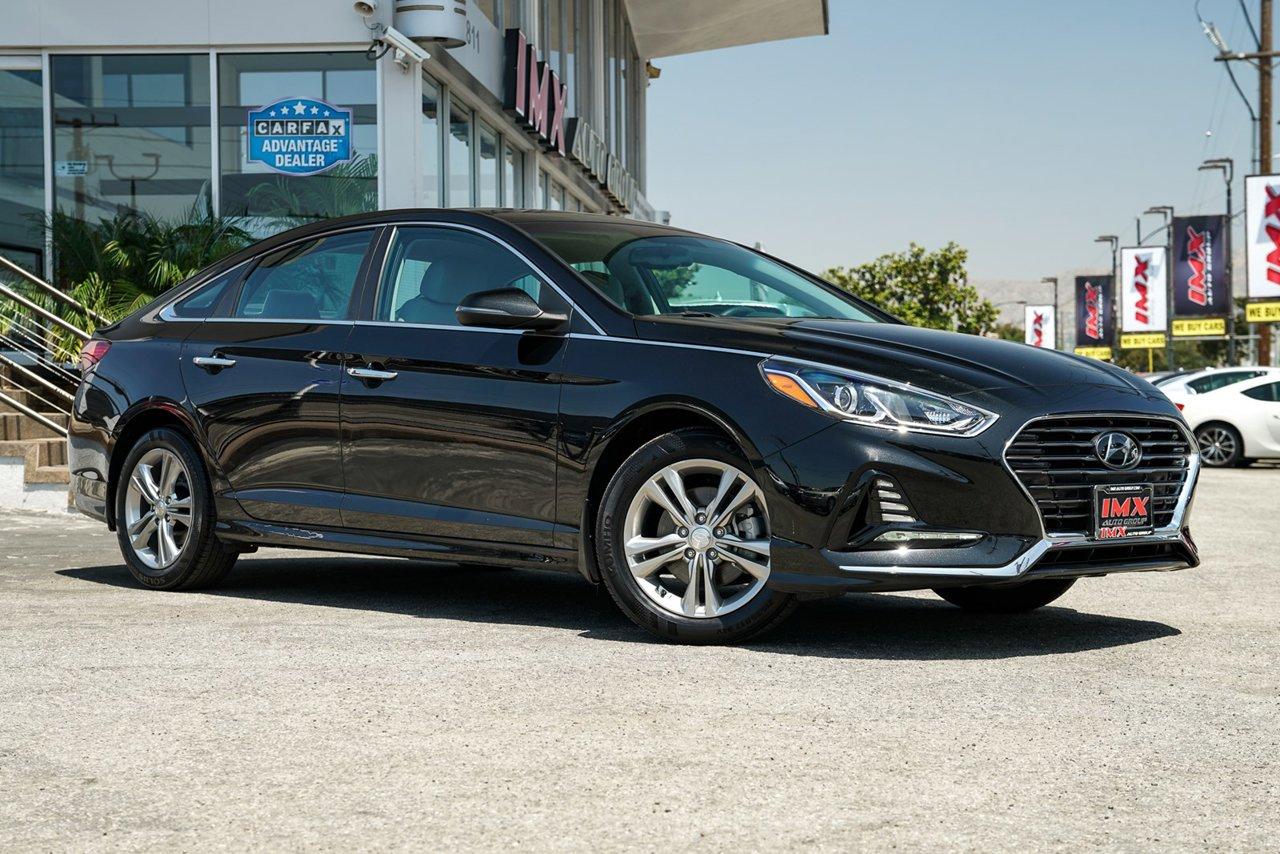 2018 Hyundai Sonata for sale near Los Angeles, CA serving