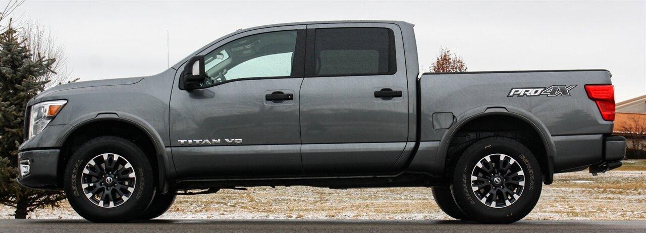 Used 2018 Nissan Titan in Boise, IDss