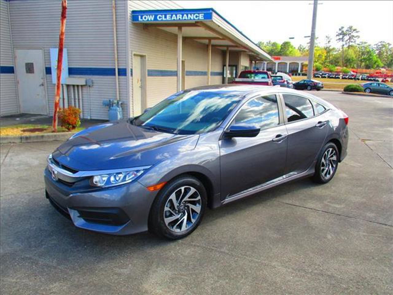 Used 2017 Honda Civic Sedan in Dothan, AL