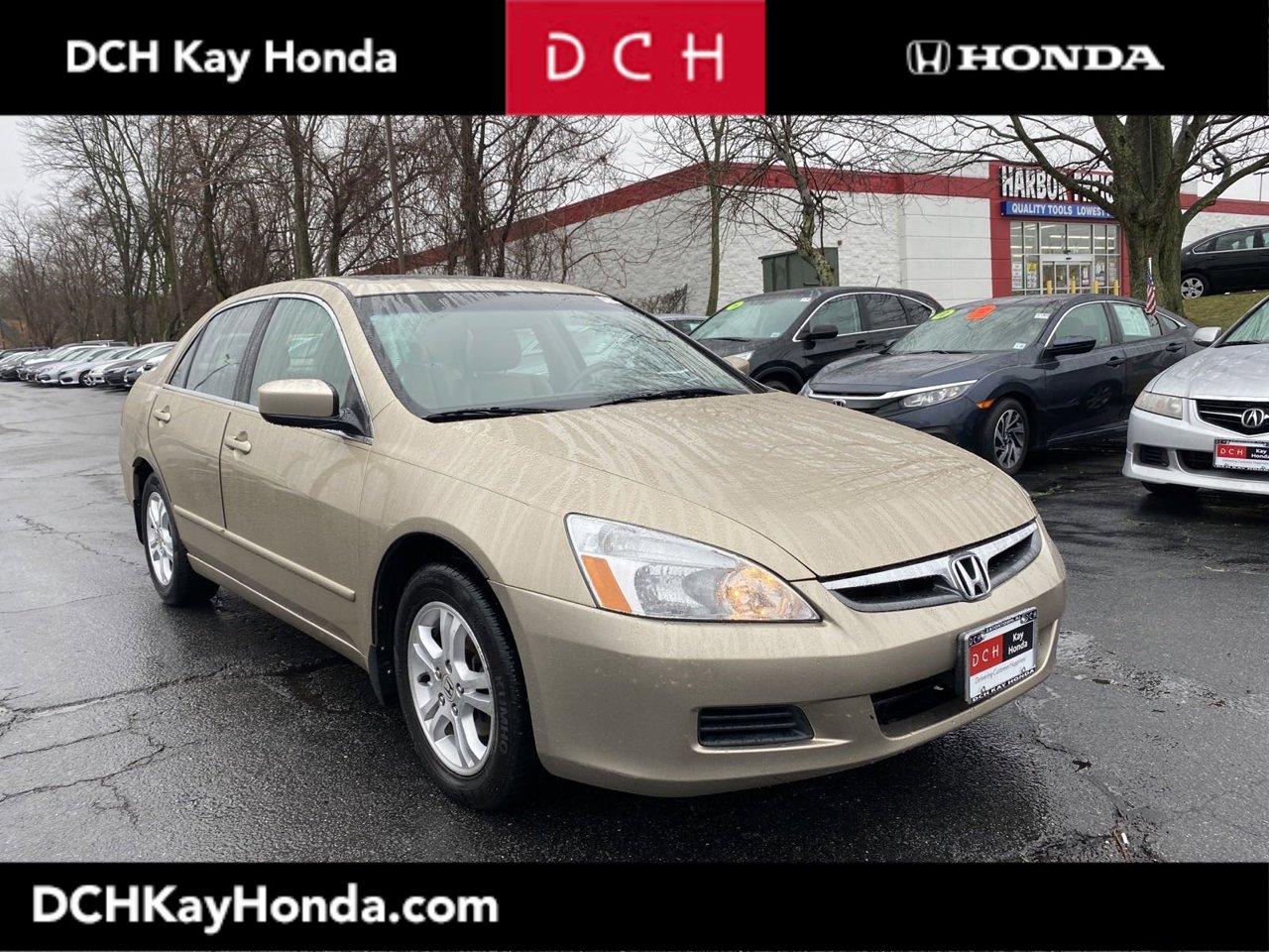 Used 2007 Honda Accord Sedan in Eatontown, NJ