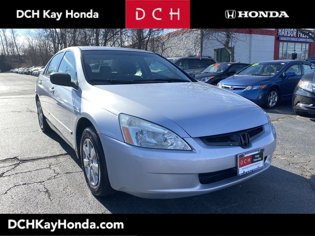 Used 2004 Honda Accord Sedan in Eatontown, NJ
