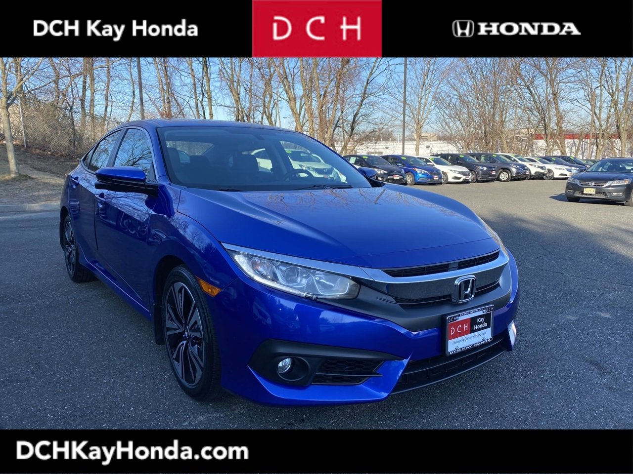 Used 2016 Honda Civic Sedan in Eatontown, NJ