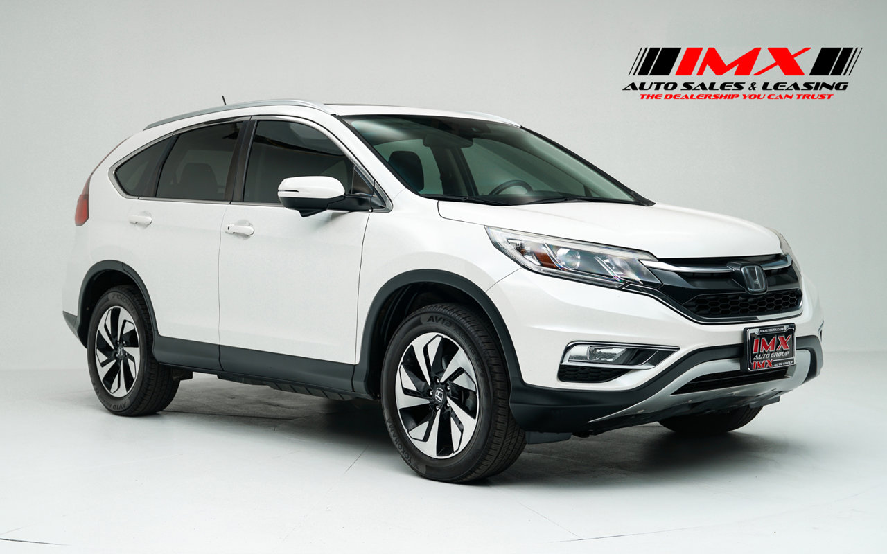 2016 Honda CR-V Touring 2WD 5dr Touring Regular Unleaded I-4 2.4 L/144 [6]