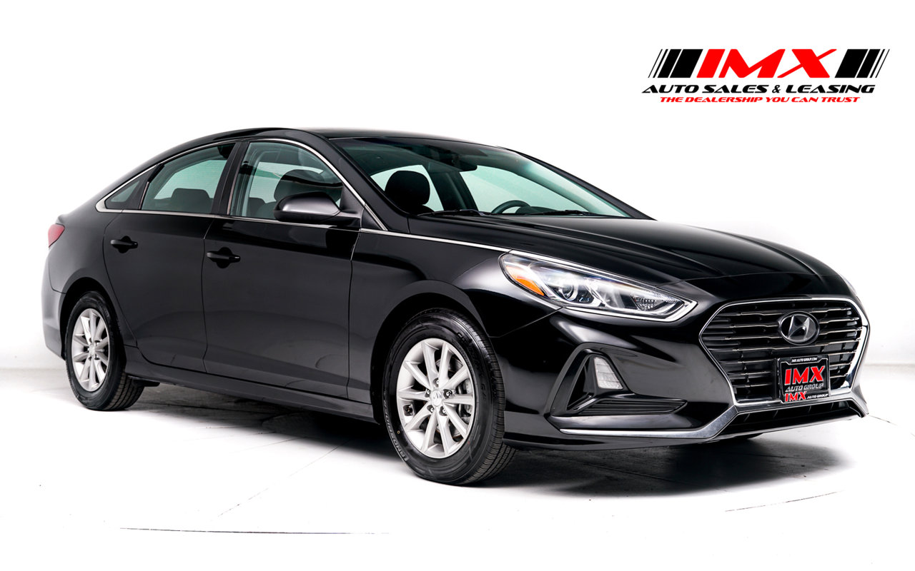 2018 Hyundai Sonata SE SE 2.4L Regular Unleaded I-4 2.4 L/144 [4]