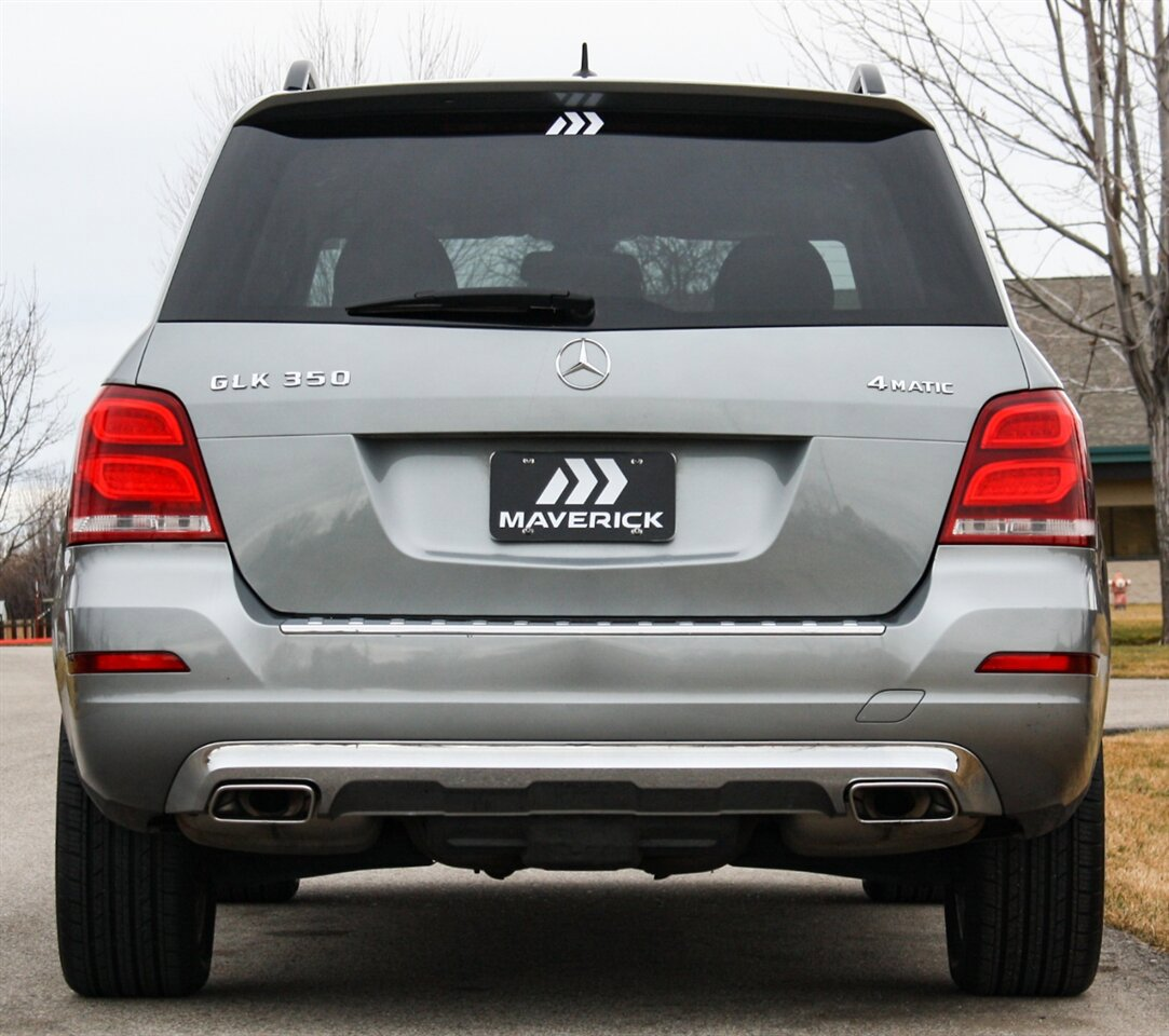 Used 2014 Mercedes-Benz GLK-Class in Boise, IDss