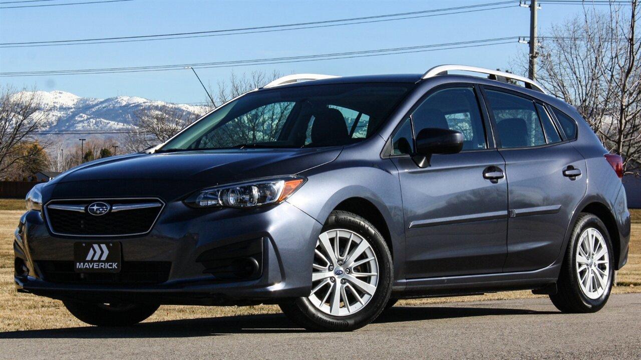Used 2017 Subaru Impreza in Boise, IDss