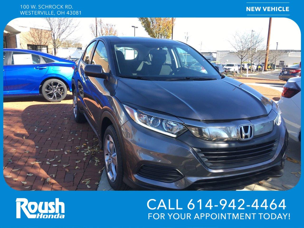 New 2021 Honda HR-V in Westerville, OH