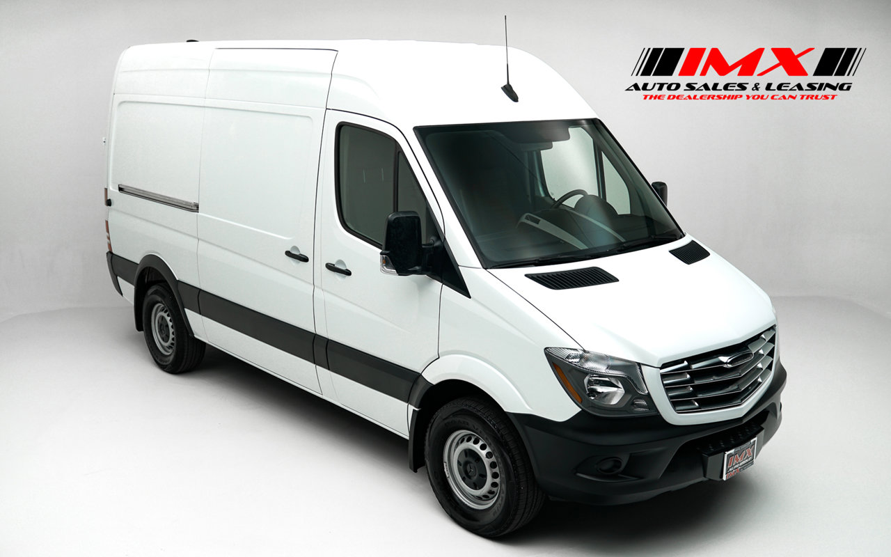 2018 Mercedes-Benz Sprinter Cargo Van 2500 Standard Roof V6 144″ RWD Intercooled Turbo Diesel V-6 3.0 L/182 [2]