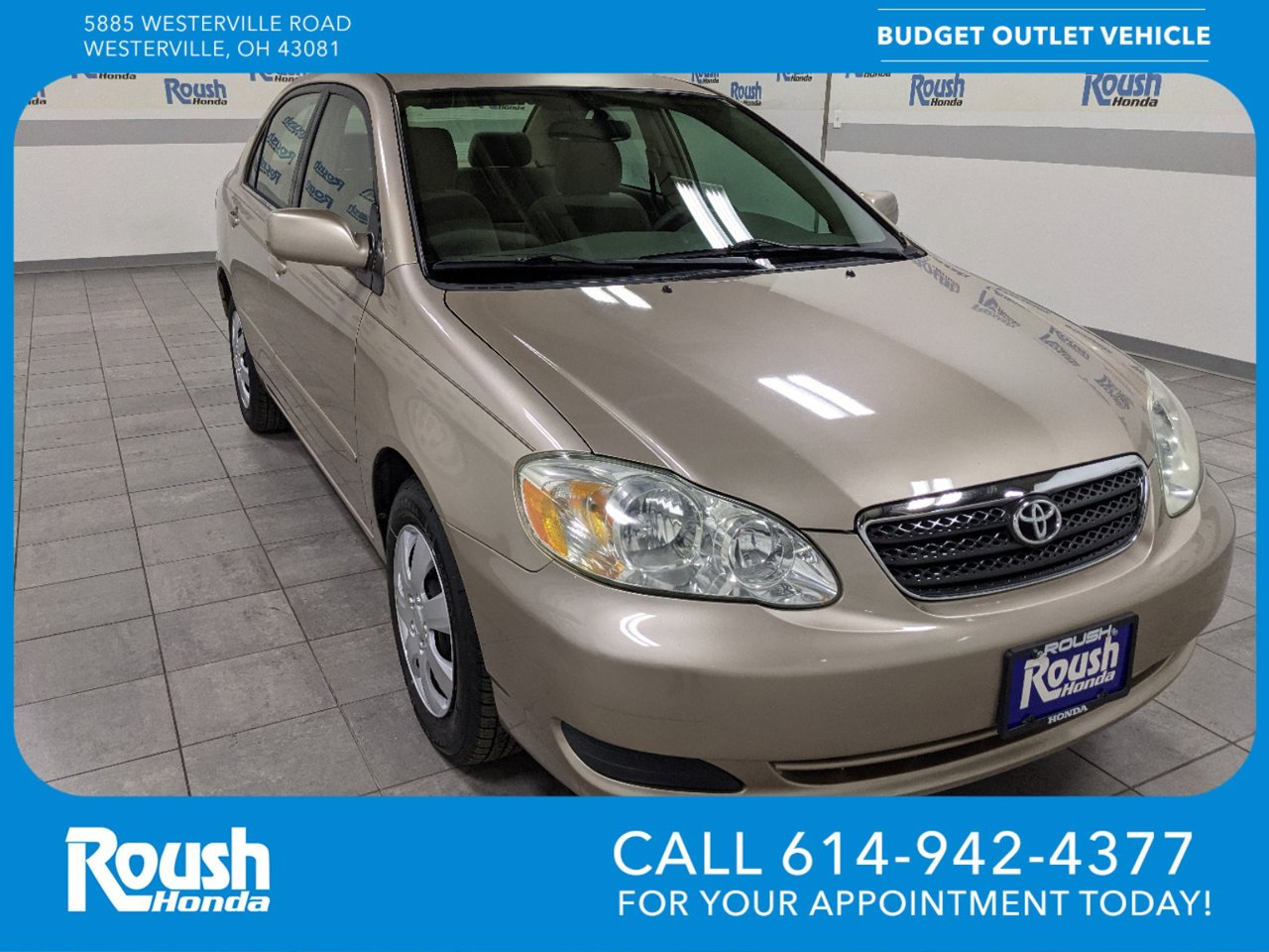 Used 2005 Toyota Corolla in Westerville, OH