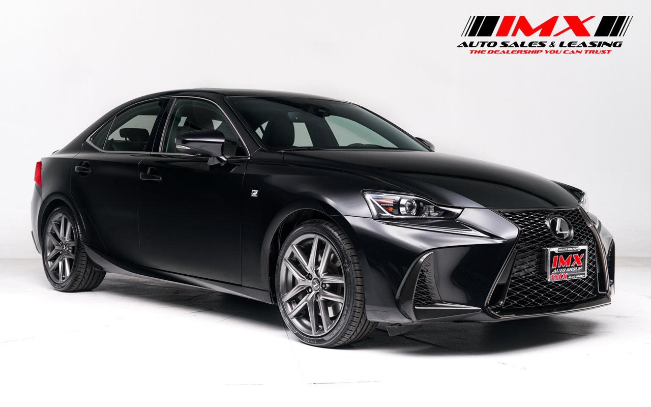 2017 Lexus IS 200t Turbo F Sport IS Turbo F Sport RWD Intercooled Turbo Premium Unleaded I-4 2.0 L/122 [0]