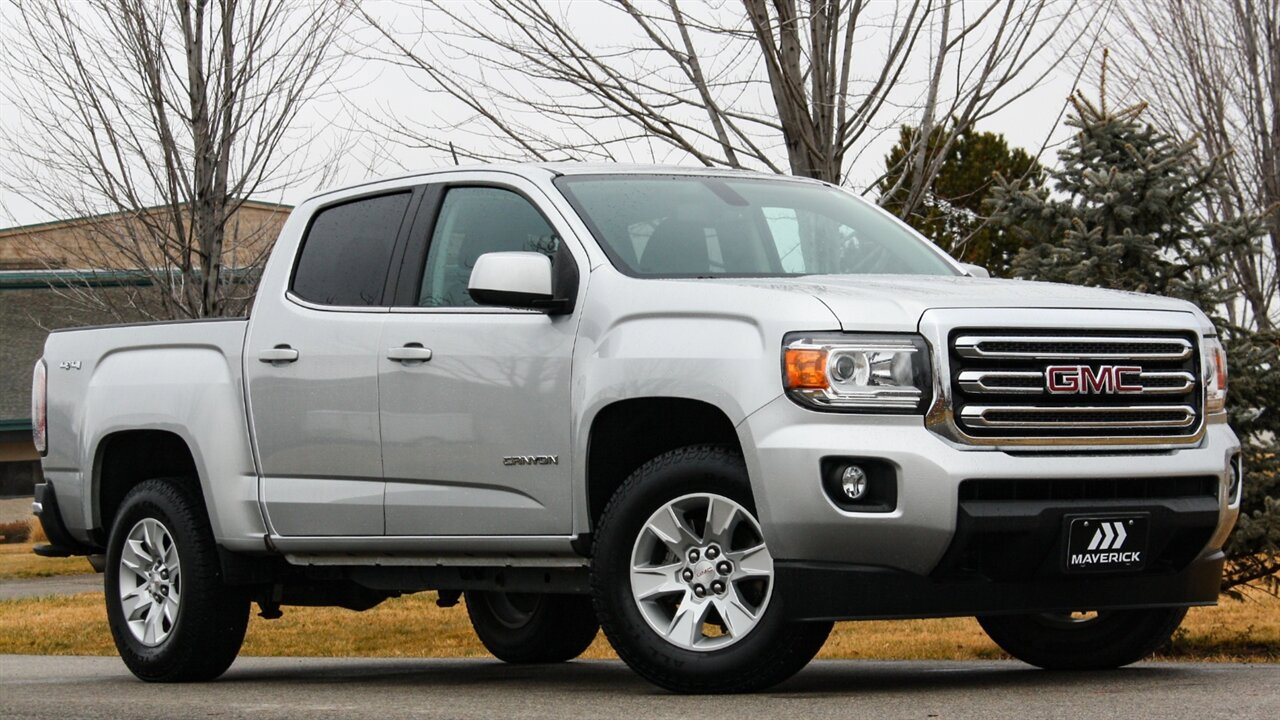 Used 2018 GMC Canyon in Boise, IDss