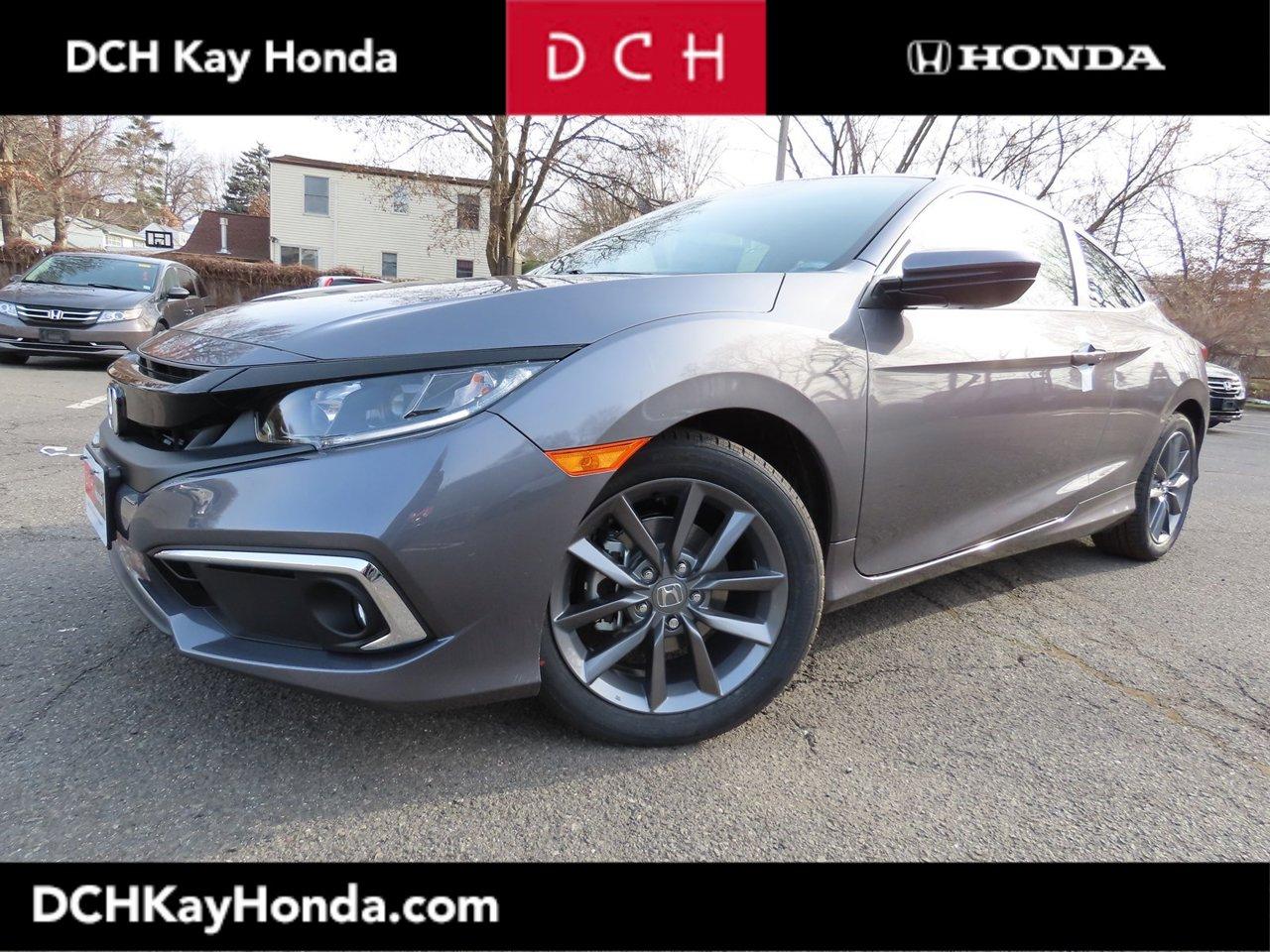New 2019 Honda Civic Coupe in Eatontown, NJ