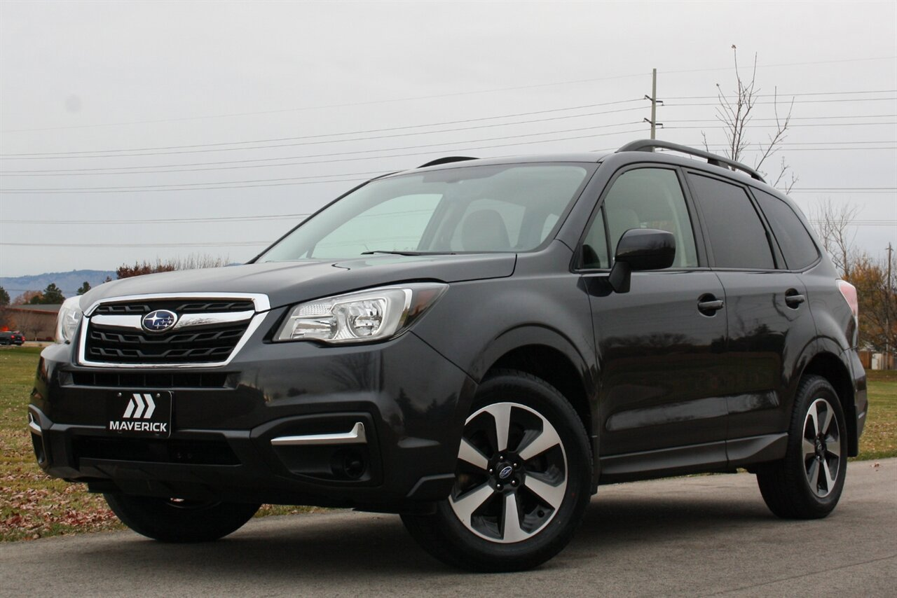 Used 2017 Subaru Forester in Boise, IDss