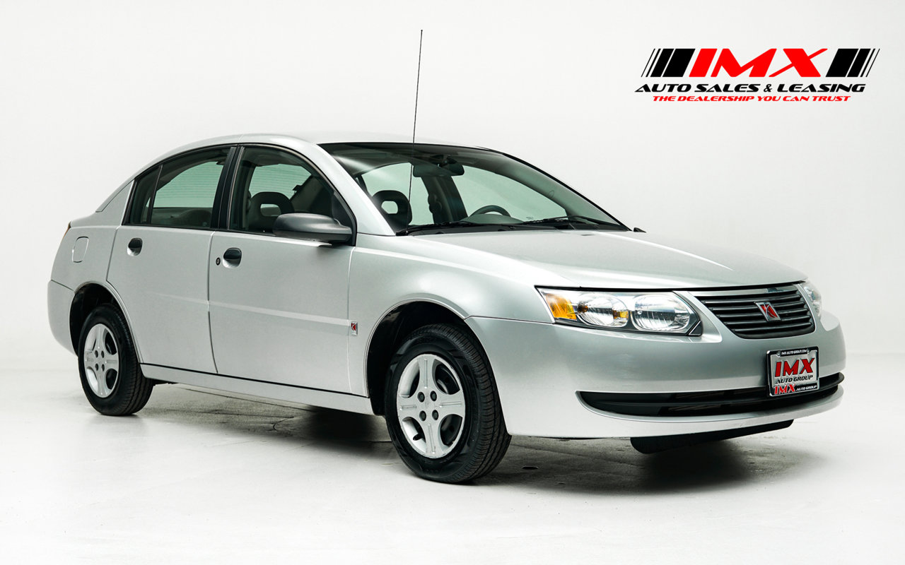 2005 Saturn Ion ION 1 ION 1 4dr Sdn Auto Gas I4 2.2L/134 [1]