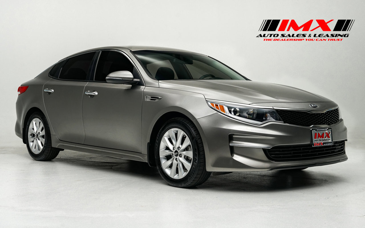 2018 Kia Optima LX LX Auto Regular Unleaded I-4 2.4 L/144 [1]