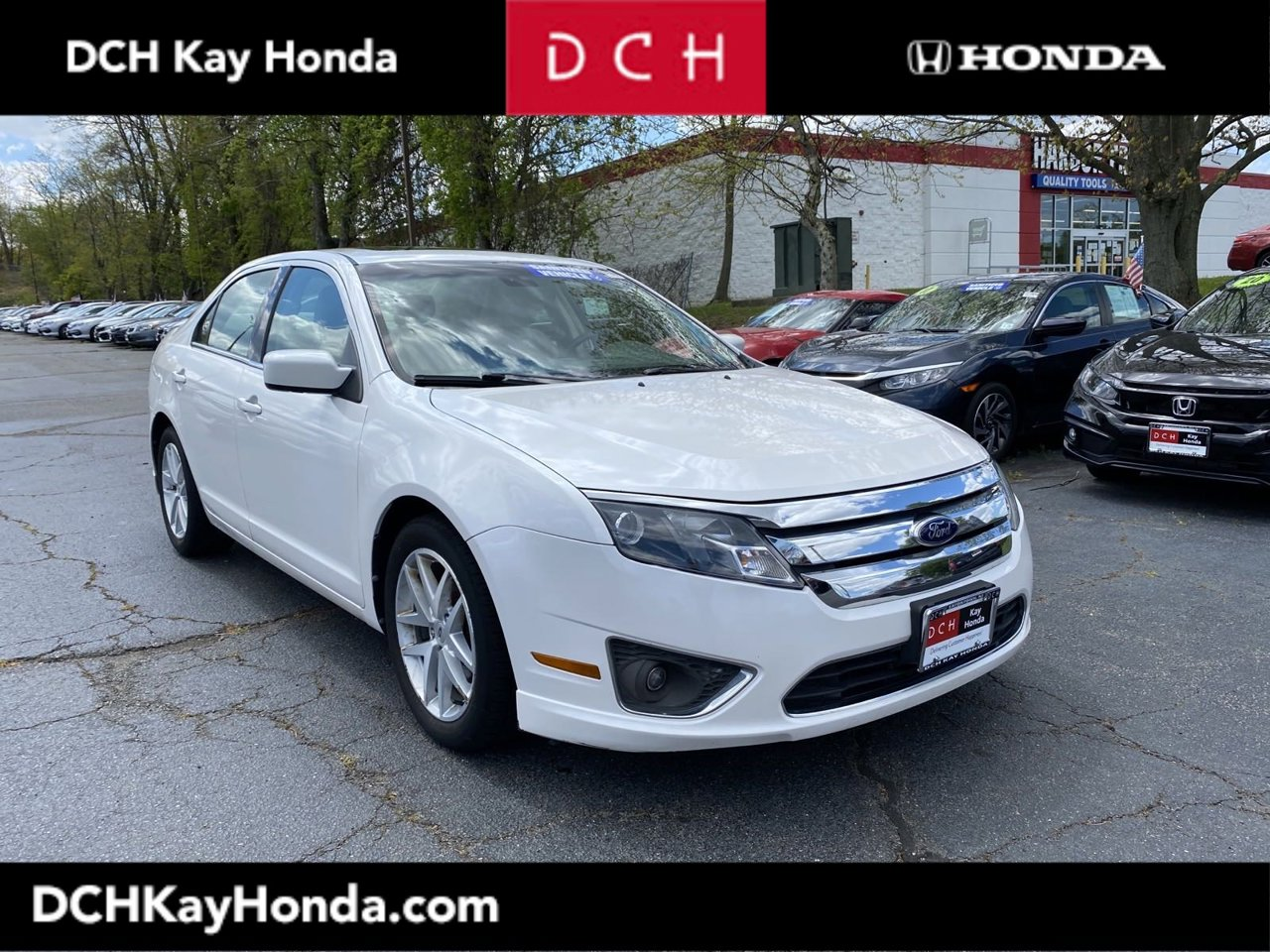 Used 2012 Ford Fusion in Eatontown, NJ