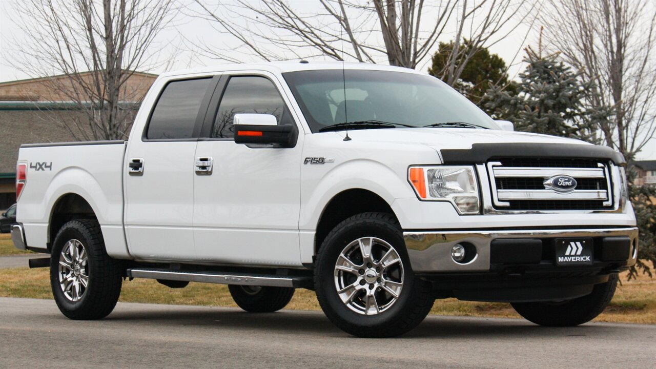 Used 2013 Ford F-150 in Boise, IDss