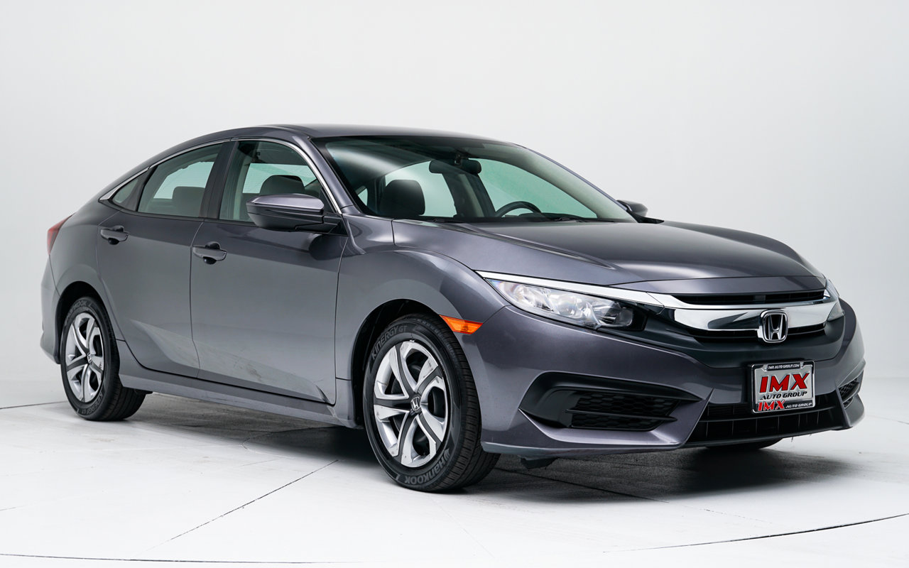 2018 Honda Civic Sedan LX LX CVT Regular Unleaded I-4 2.0 L/122 [0]