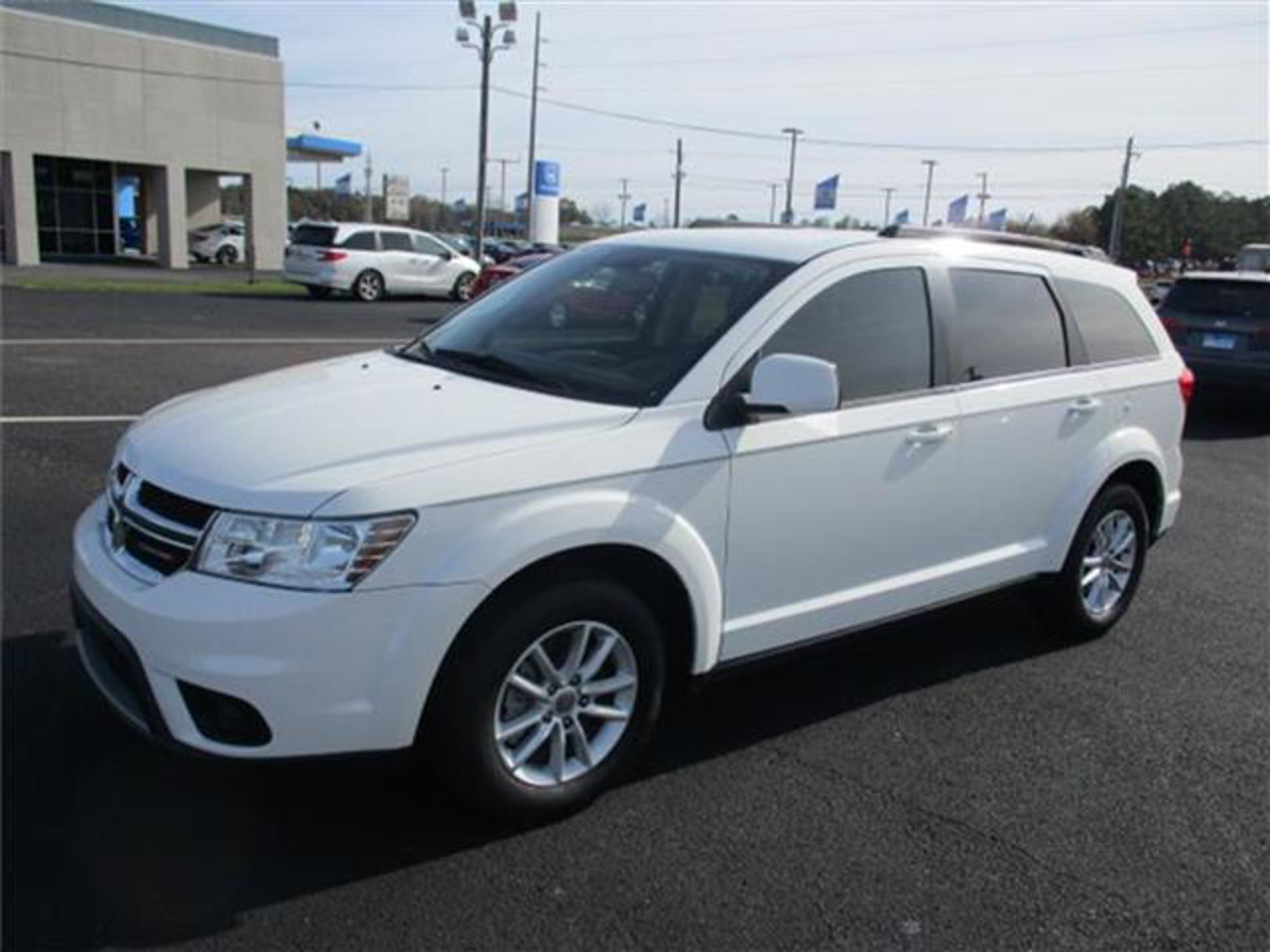 Used 2017 Dodge Journey in Dothan, AL