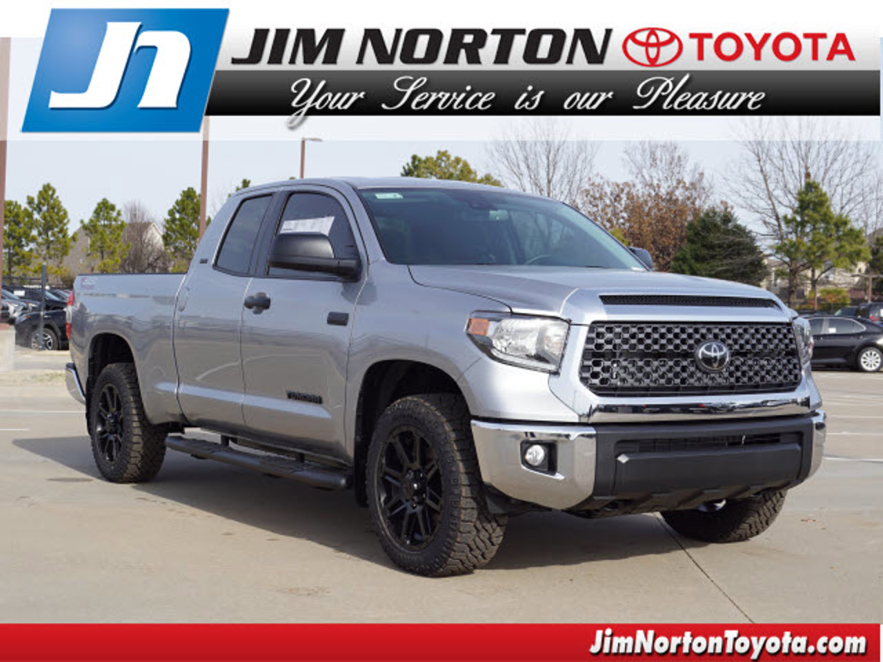 2020 Toyota Tundra SR5 4WD Double Cab Standard Bed 6.5' Bed 5.7L
