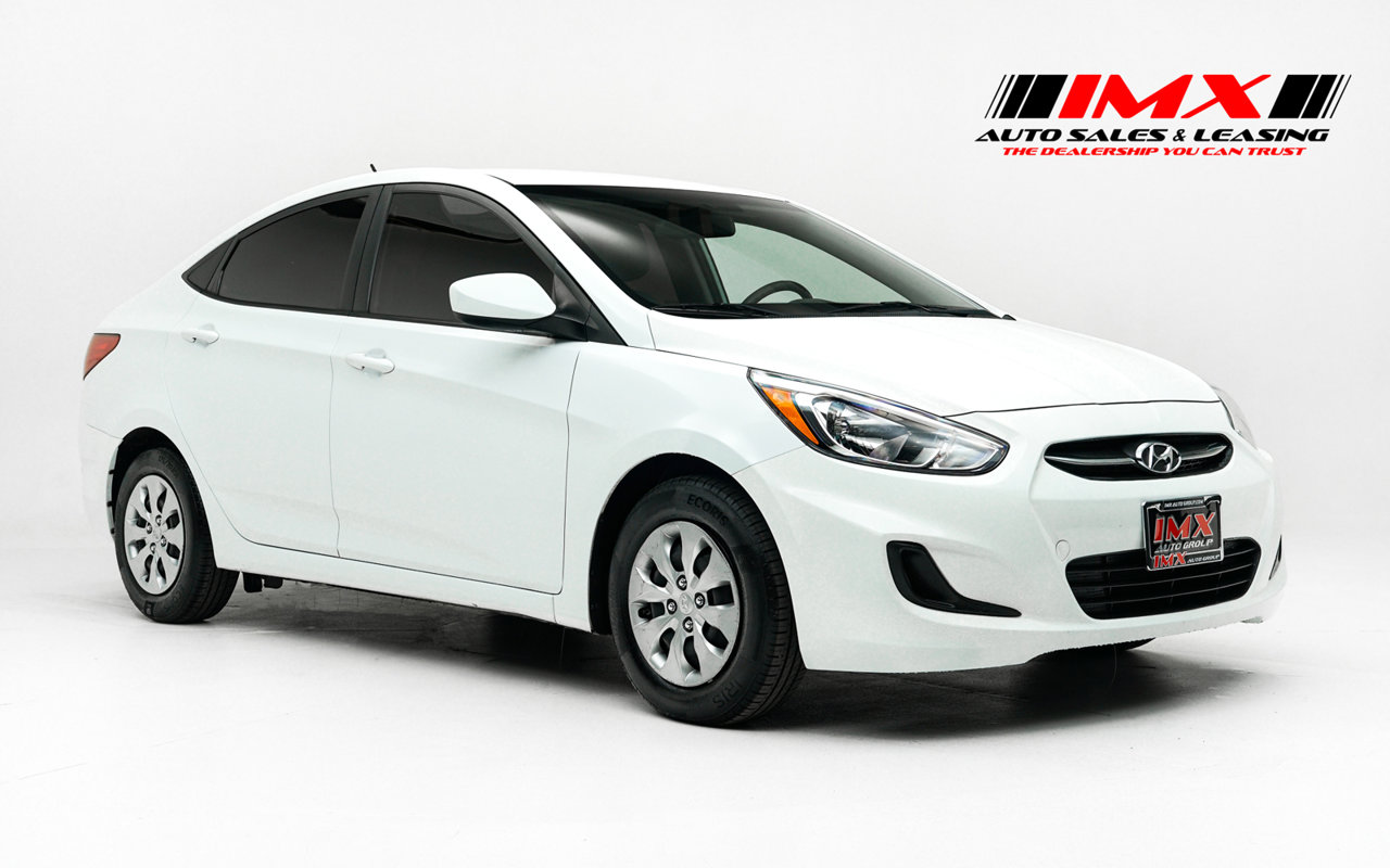 2017 Hyundai Accent SE SE Sedan Auto Regular Unleaded I-4 1.6 L/97 [6]