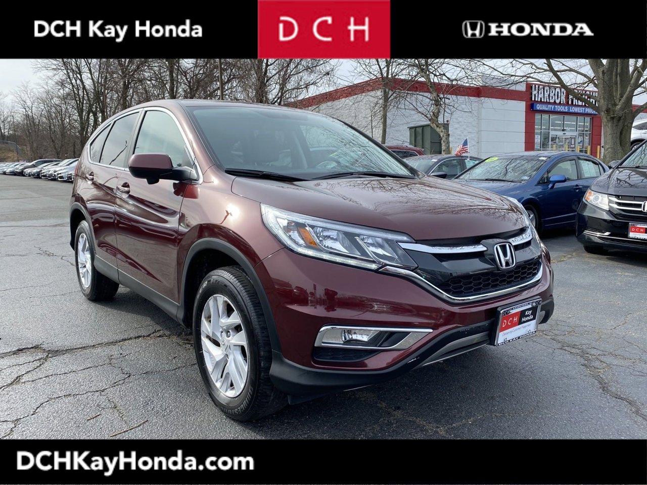 Used 2016 Honda CR-V in Eatontown, NJ