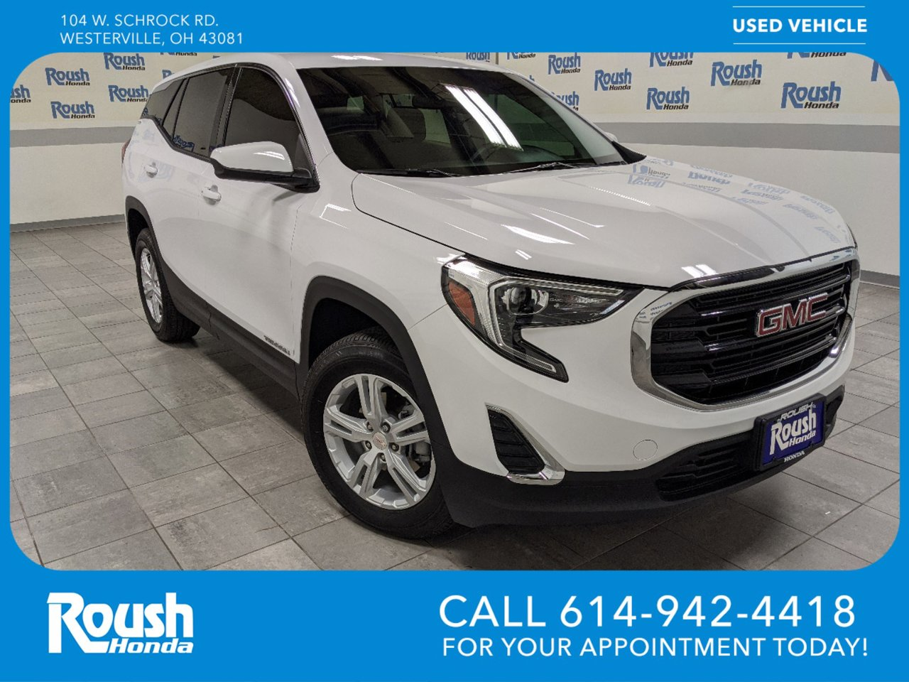 Used 2020 GMC Terrain in Westerville, OH