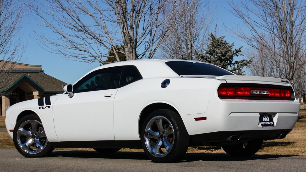 Used 2012 Dodge Challenger in Boise, IDss