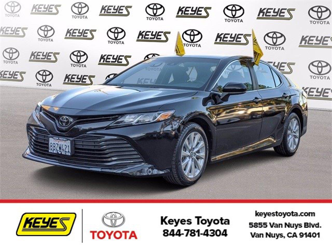 2018 Toyota Camry L 4t1b11hk8ju070613 Keyes Cars Ca