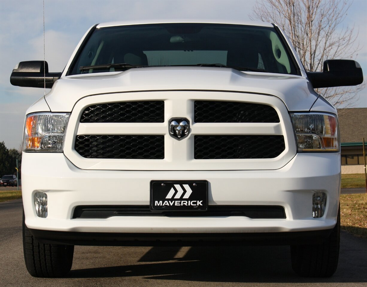 Used 2017 Ram 1500 in Boise, IDss