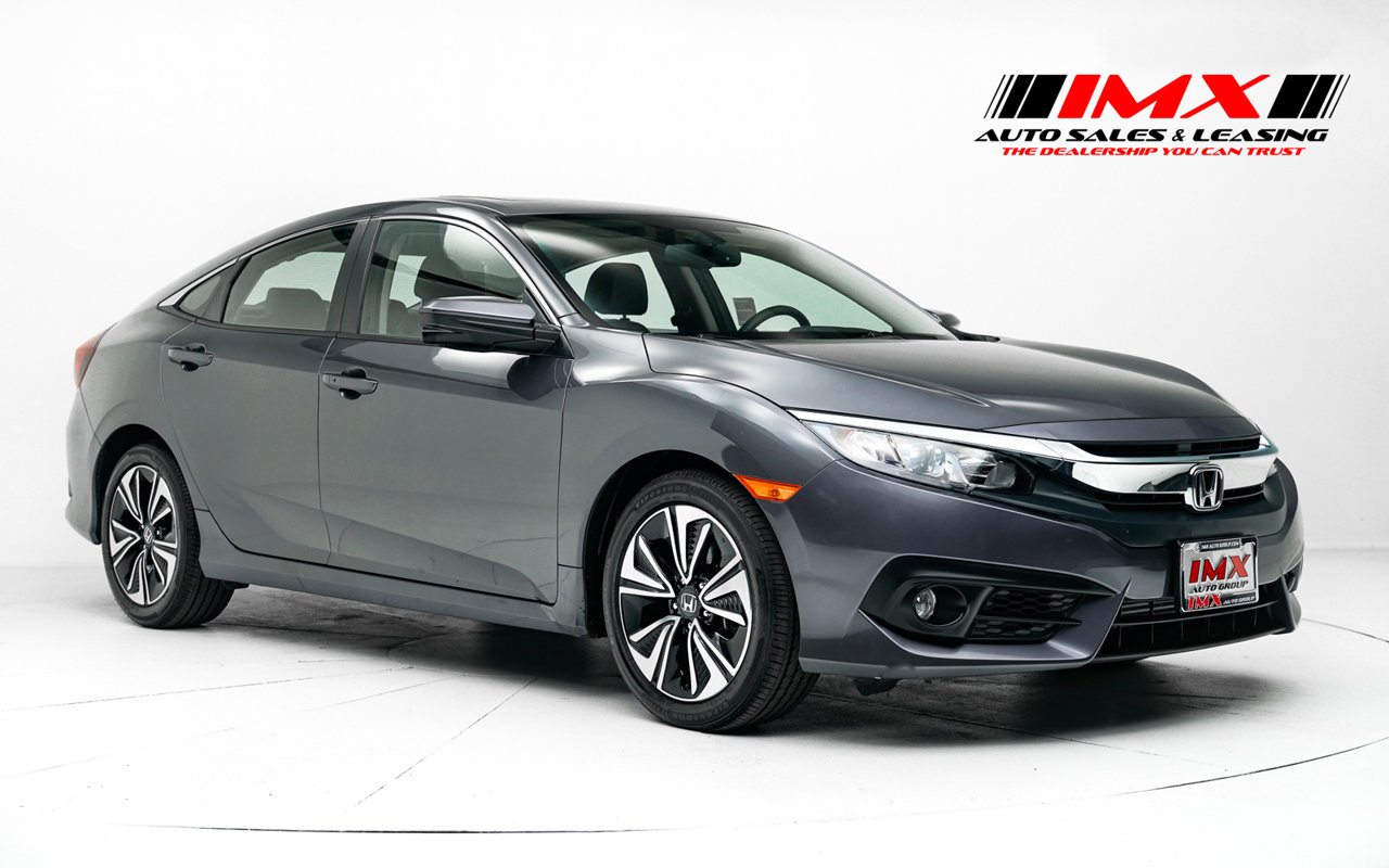 2017 Honda Civic Sedan EX-L EX-L CVT Intercooled Turbo Regular Unleaded I-4 1.5 L/91 [14]
