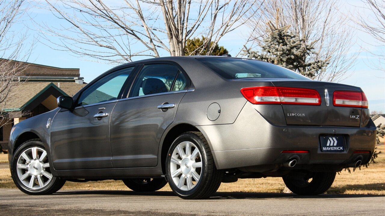 Used 2011 Lincoln MKZ in Boise, IDss