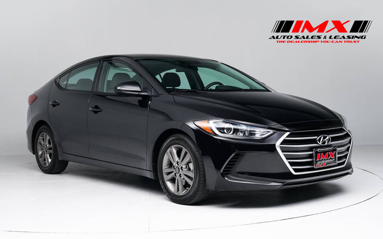 2018 Hyundai Elantra SEL SEL 2.0L Auto (Alabama) Regular Unleaded I-4 2.0 L/122 [6]