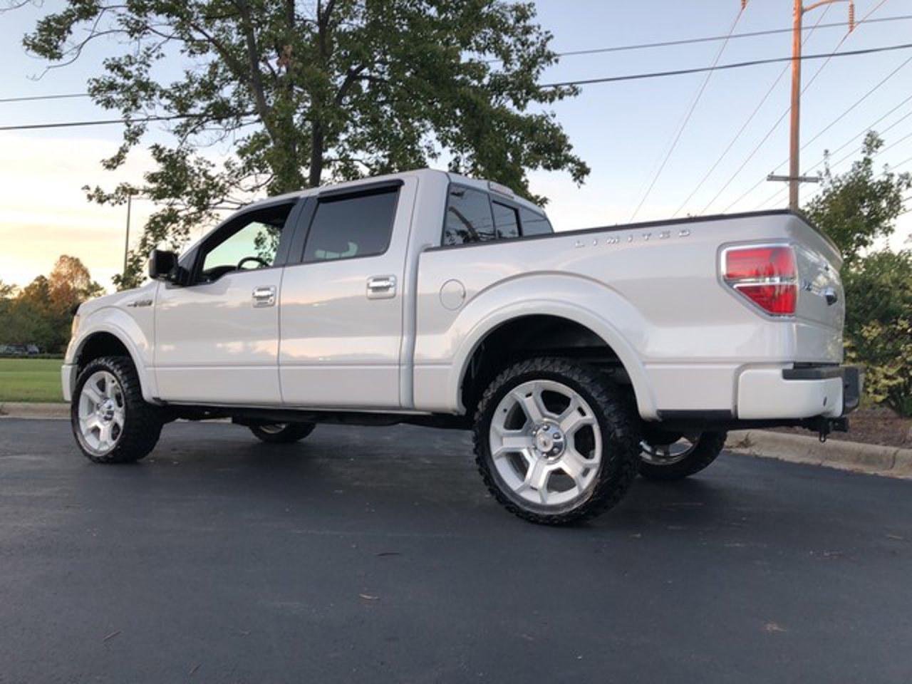 2011 ford f 150 lariat limited edition