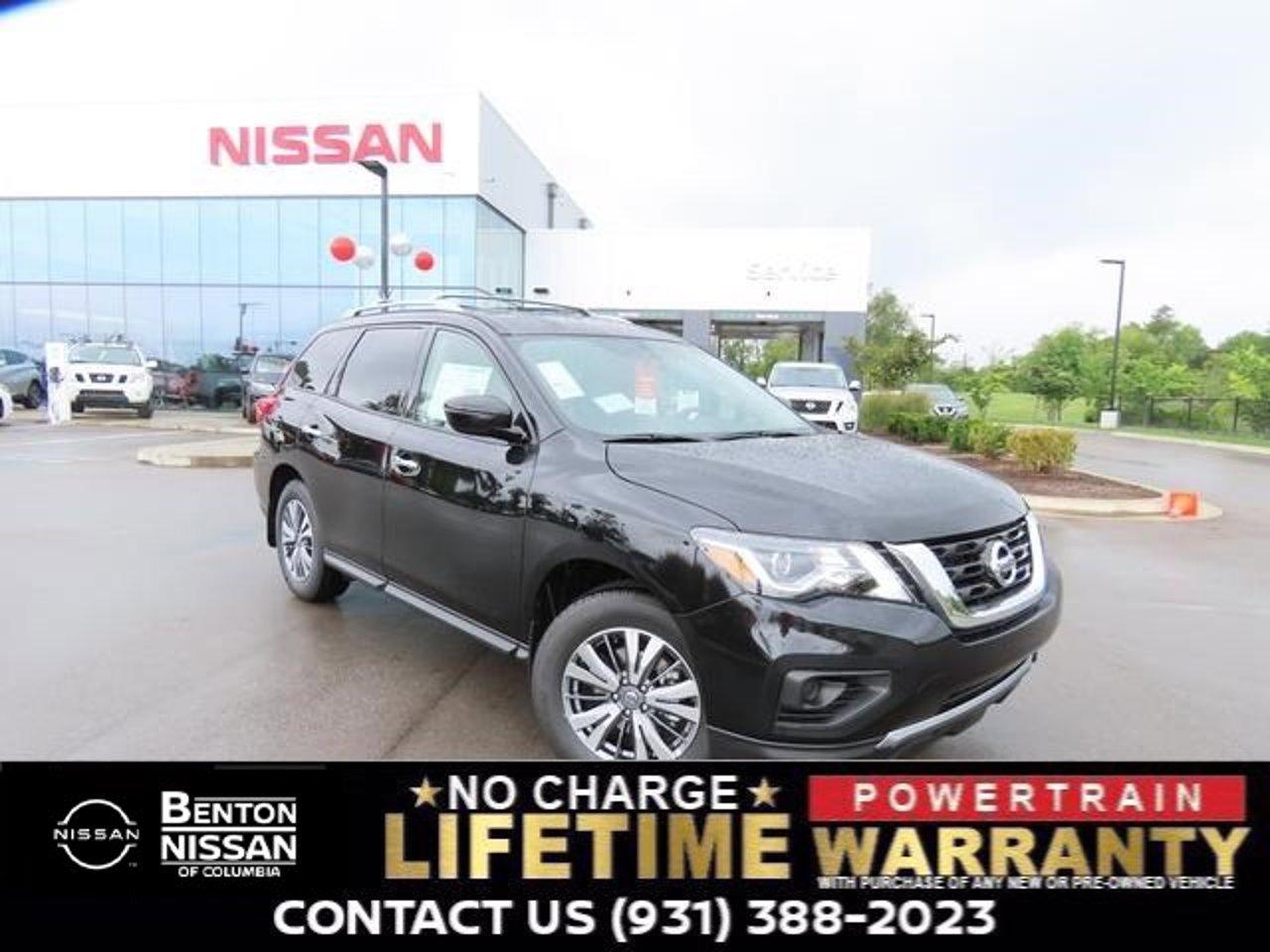 2020 Nissan Pathfinder S