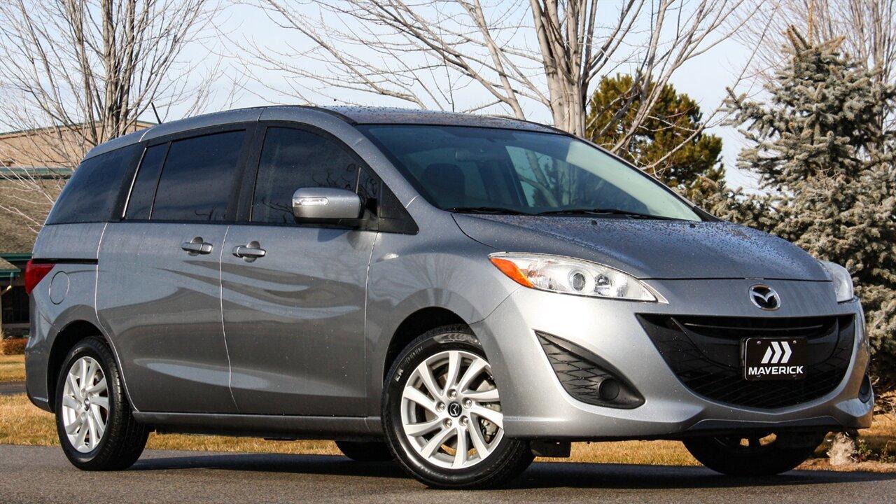 Used 2014 Mazda Mazda5 in Boise, IDss