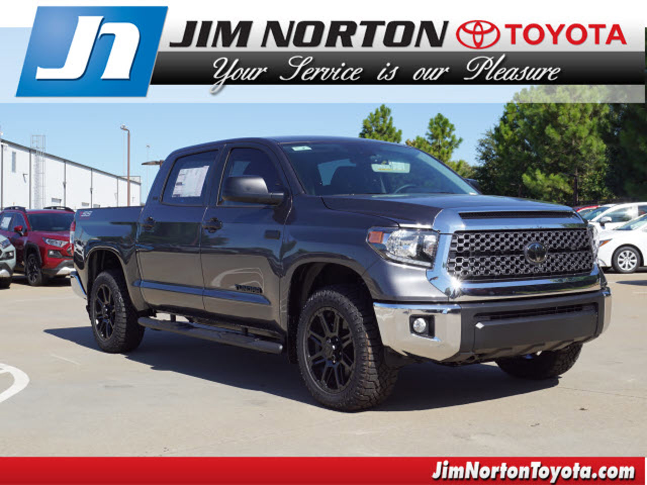 2020 Toyota Tundra SR5 4WD CrewMax Short Bed 5.5' Bed 5.7L