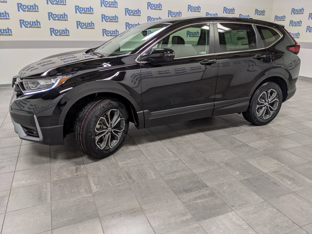 New 2021 Honda CR-V in Westerville, OH