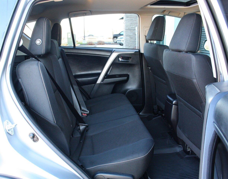 Used 2017 Toyota RAV4 in Boise, IDss