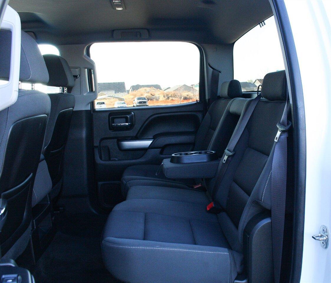 Used 2014 Chevrolet Silverado 1500 in Boise, IDss