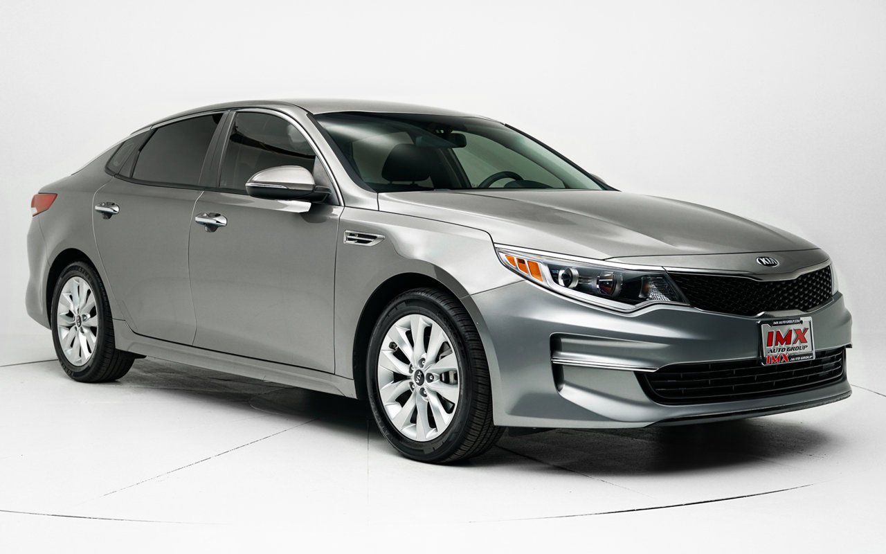 2016 Kia Optima LX 4dr Sdn LX Regular Unleaded I-4 2.4 L/144 [0]