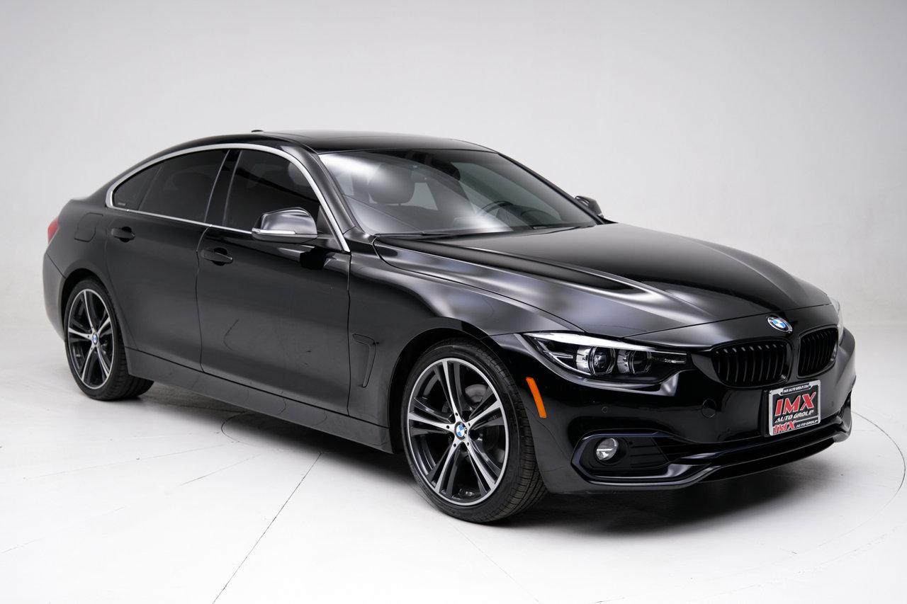 2018 BMW 4 Series 430i 430i Gran Coupe Intercooled Turbo Premium Unleaded I-4 2.0 L/122 [1]