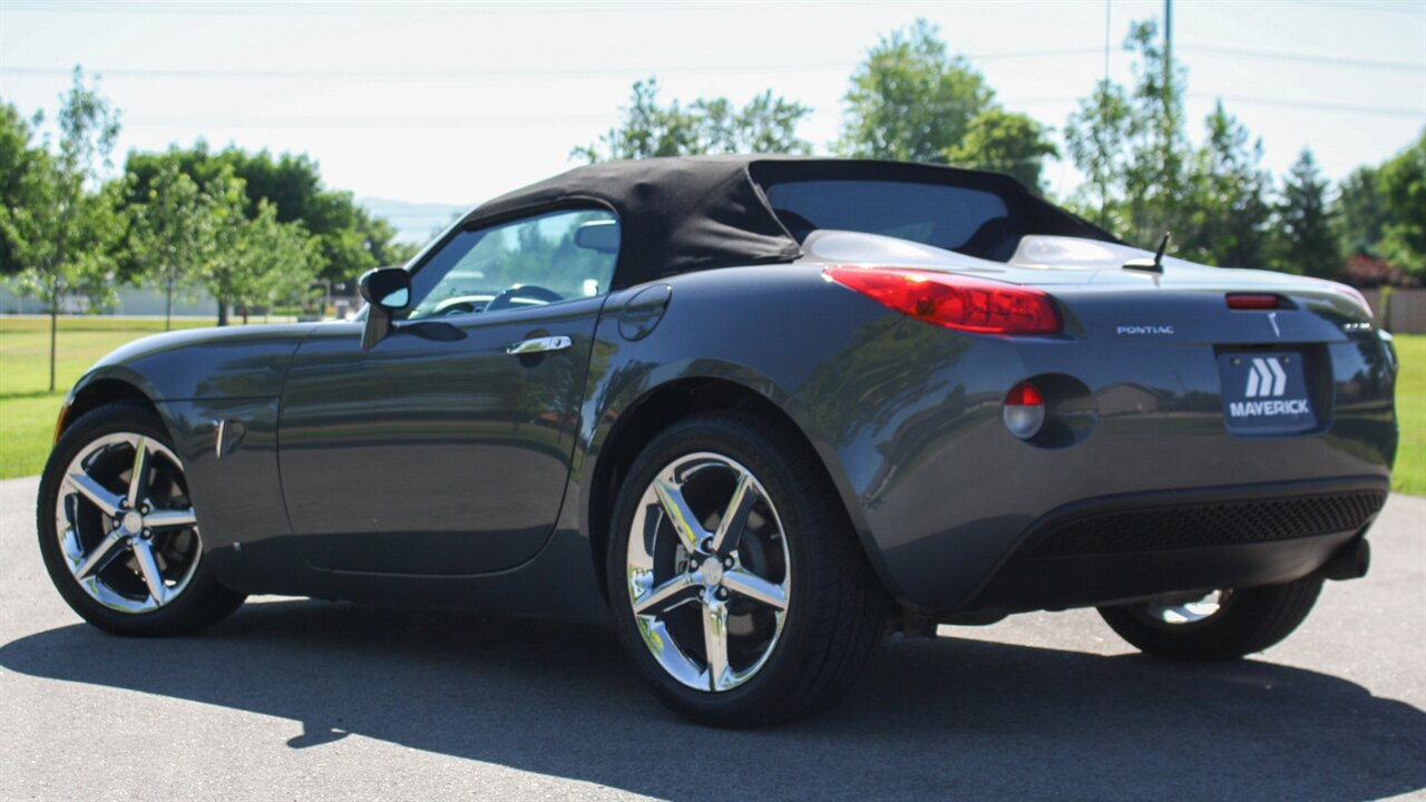 Used 2008 Pontiac Solstice in Boise, IDss