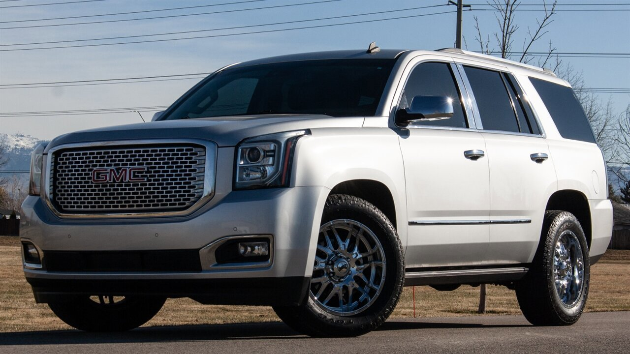 Used 2015 GMC Yukon in Boise, IDss