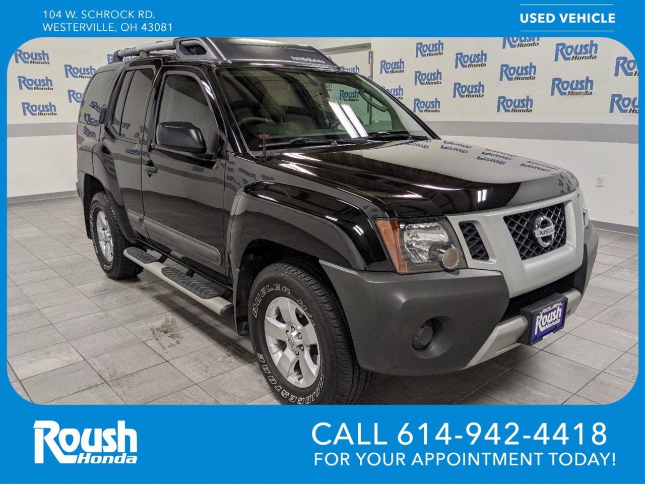 Used 2012 Nissan Xterra in Westerville, OH