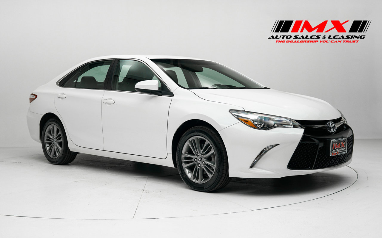 2016 Toyota Camry SE 4dr Sdn I4 Auto SE Regular Unleaded I-4 2.5 L/152 [17]
